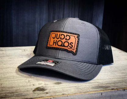 Charcoal Patch Snapback